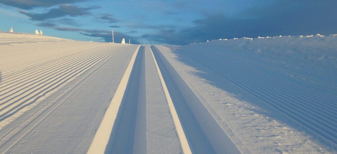 Skispor Camp Sjusjøen