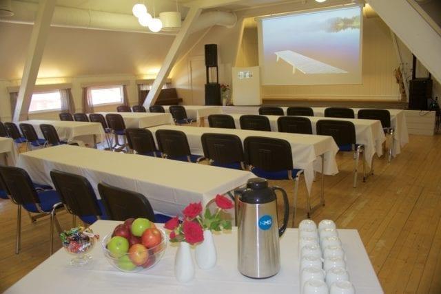 Konferansesal Camp Sjusjøen